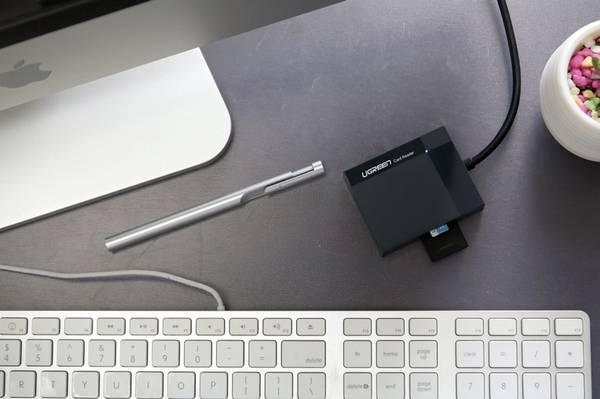 绿联USB3.0读卡器2