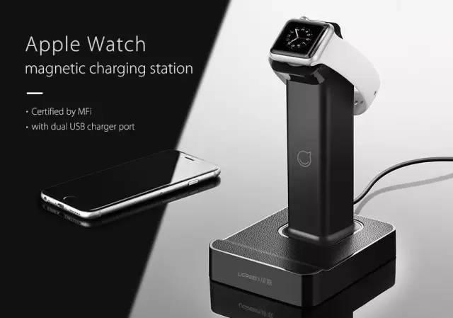 绿联Apple Watch充电器