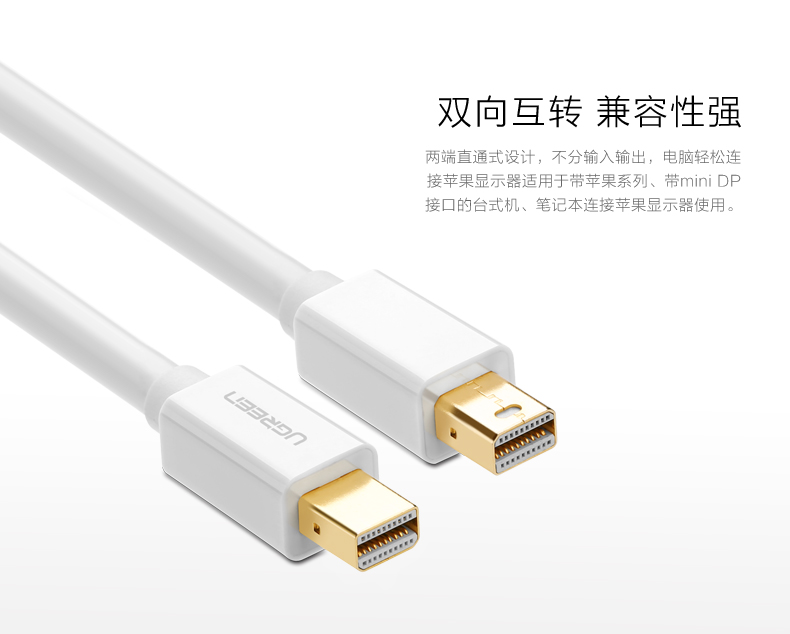 mini Displayport线