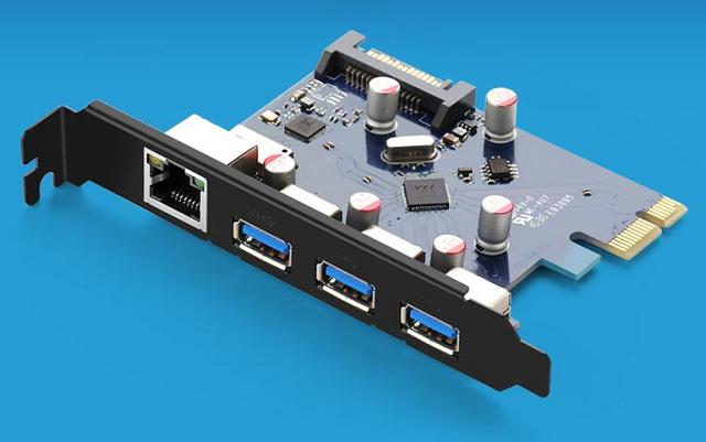 PCI-E网卡安装教程及驱动下载