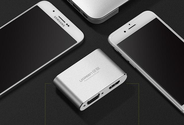 绿联手机投屏转换器固件升级方法