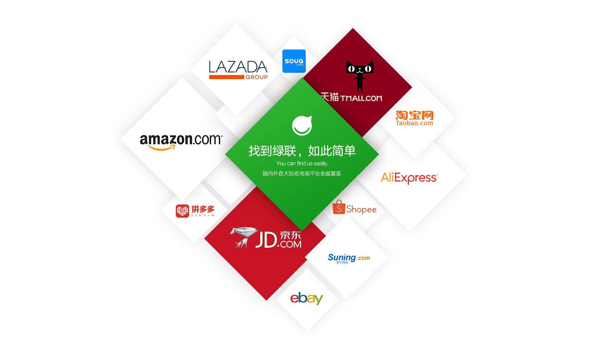 绿联品牌服务网络