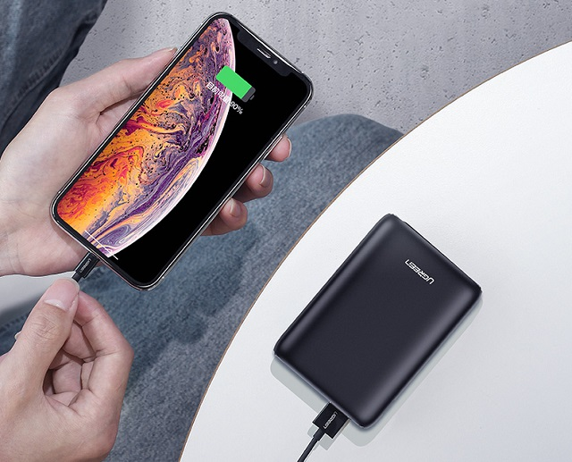 绿联PD快充充电宝发售,可为新iPhone 11快速充电