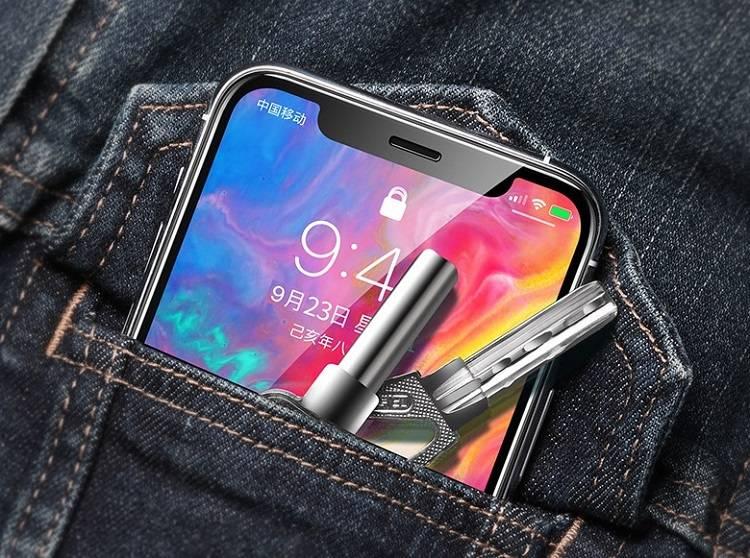 绿联iPhone11钢化膜
