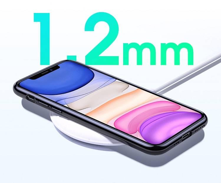 绿联iPhone11手机壳无线充电