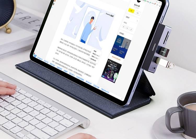 iPad Pro 2020可以用鼠标吗