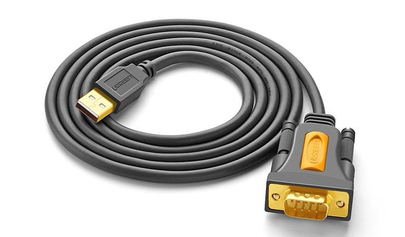 USB转串口DB9