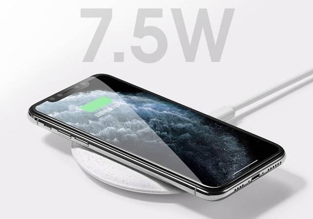 iPhone se2无线充电