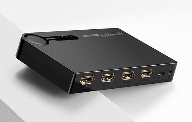 HDMI切换器是什么?绿联HDMI切换器和HDMI分线器的区别