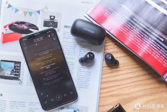 绿联首款TWS蓝牙耳机HiTune芯片协议