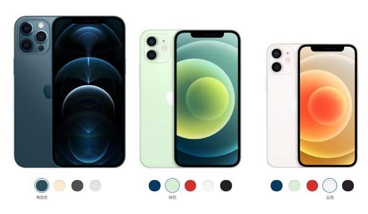 iPhone12/Mini/Pro/Pro Max系列电池容量和iPhone11续航对比