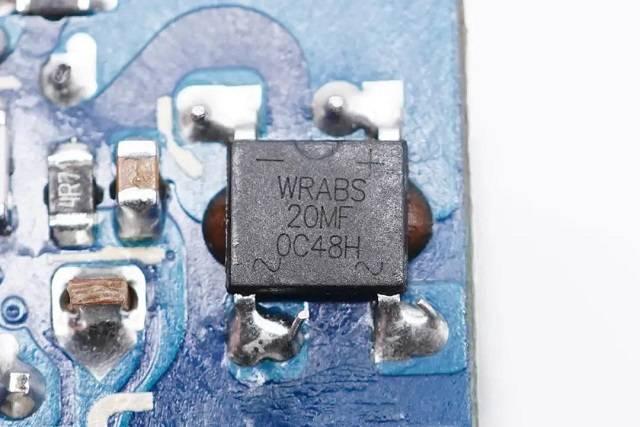 绿联小金刚PD20W充电头拆解评测(下)