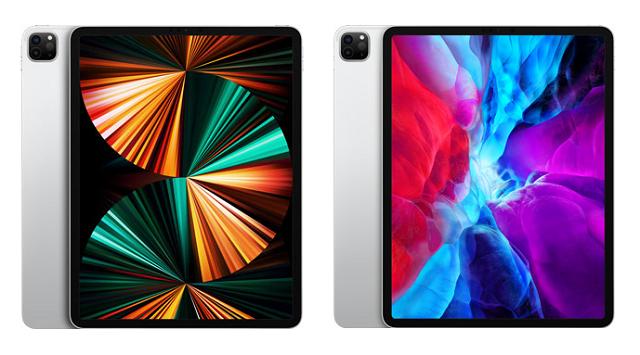 iPad Pro 2021和iPad Pro 2020续航和充电对比
