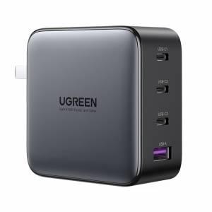绿联PD100W氮化镓充电器