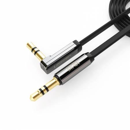 车载aux音频线车用3.5mm公对公耳机线