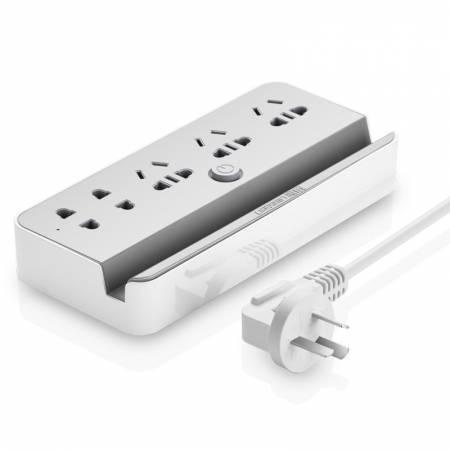 绿联usb排插接线板多功能电源插座排插