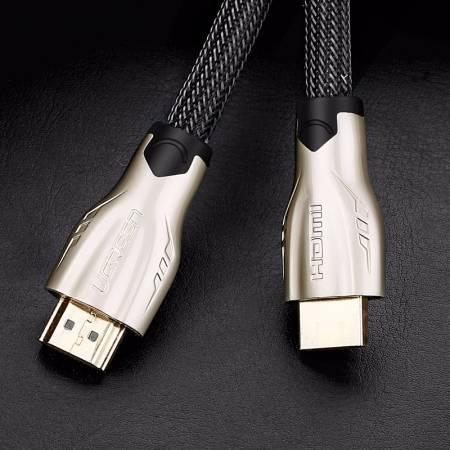 绿联HDMI高清线锌合金款